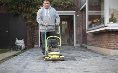Stijn Bevers bvba - Opritten & terrassen